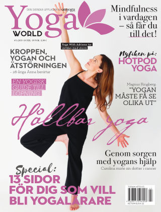 Yoga World 2019-04-16