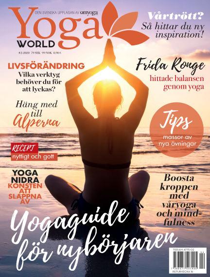 Yoga World March 03, 2020 00:00