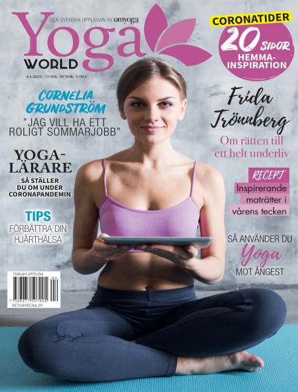 Yoga World May 26, 2020 00:00