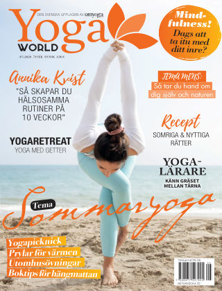 Yoga World 2020-07-14