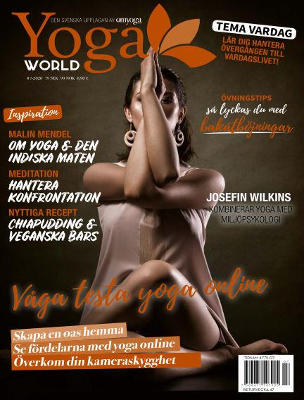 Yoga World October 06, 2020 00:00