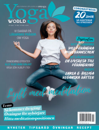 Yoga World 2021-03-18