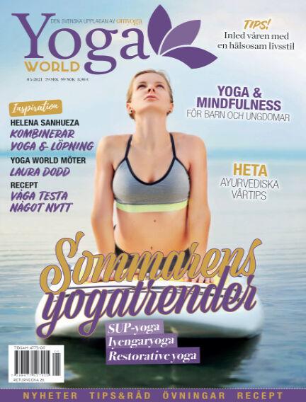 Yoga World May 27, 2021 00:00