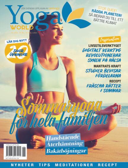 Yoga World July 01, 2021 00:00
