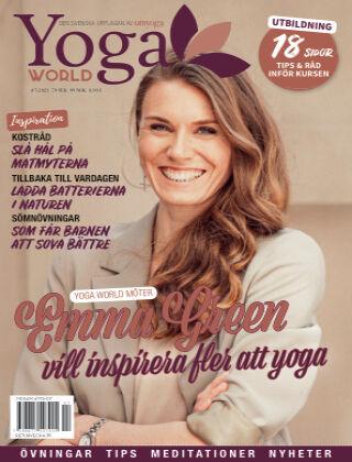 Yoga World 2021-08-26
