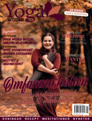 Yoga World 2021-09-30