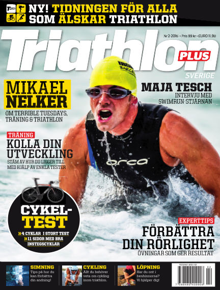 Triathlon Plus (Inga nya utgåvor) May 04, 2016 00:00