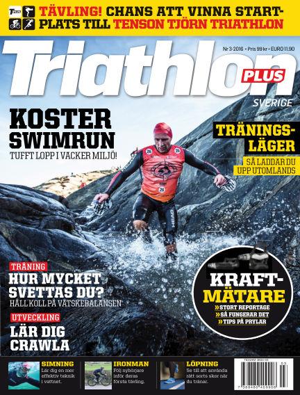 Triathlon Plus (Inga nya utgåvor) June 14, 2016 00:00