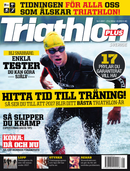 Triathlon Plus (Inga nya utgåvor) February 23, 2017 00:00