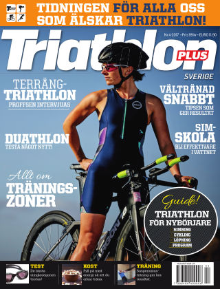 Triathlon Plus (Inga nya utgåvor) 2017-09-07