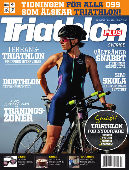 Triathlon Plus (Inga nya utgåvor) September 07, 2017 00:00