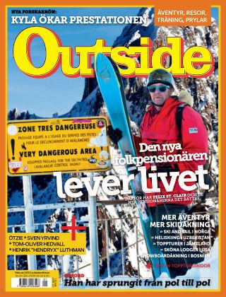 Outside (Inga nya utgåvor) 2012-02-14