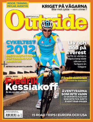 Outside (Inga nya utgåvor) 2012-05-16