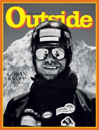 Outside (Inga nya utgåvor) 2012-07-10