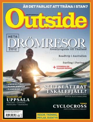Outside (Inga nya utgåvor) 2012-09-11