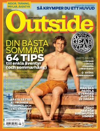 Outside (Inga nya utgåvor) 2012-06-12