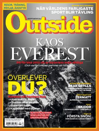Outside (Inga nya utgåvor) 2012-11-05