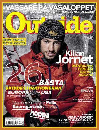 Outside (Inga nya utgåvor) 2013-02-05