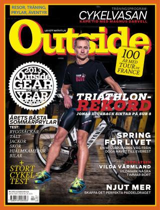 Outside (Inga nya utgåvor) 2013-06-11