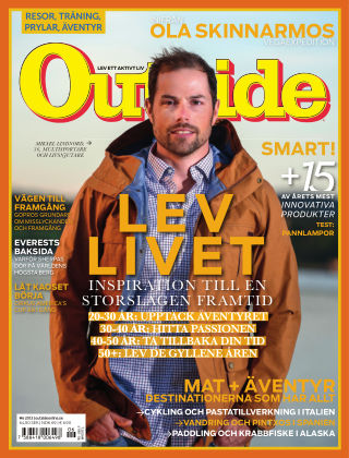 Outside (Inga nya utgåvor) 2013-09-10