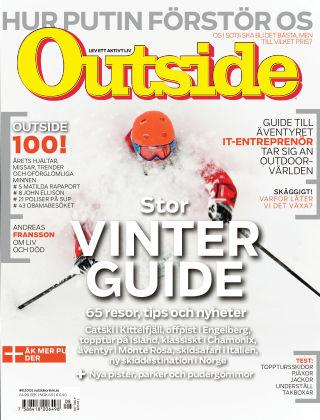 Outside (Inga nya utgåvor) 2013-12-19