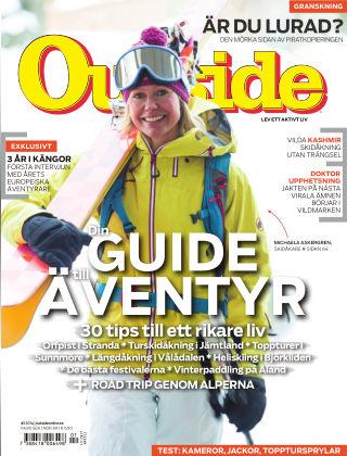 Outside (Inga nya utgåvor) 2014-02-11