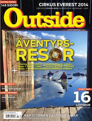 Outside (Inga nya utgåvor) 2014-04-01