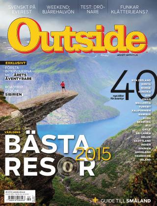 Outside (Inga nya utgåvor) 2015-03-19