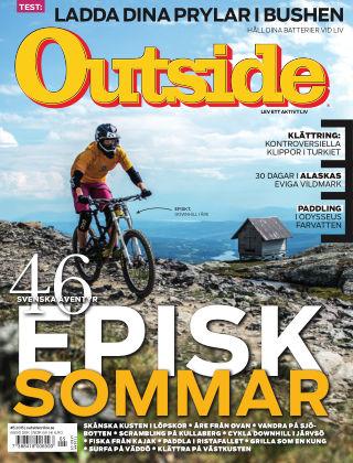 Outside (Inga nya utgåvor) 2015-06-11