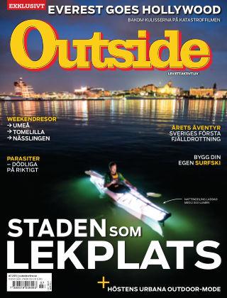Outside (Inga nya utgåvor) 2015-09-08