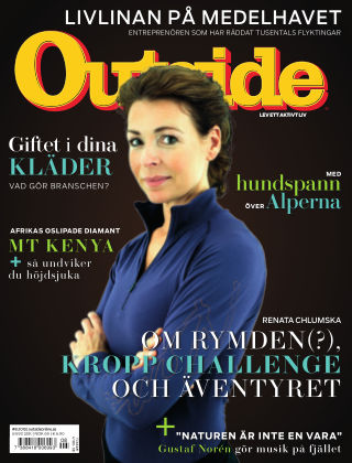 Outside (Inga nya utgåvor) 2015-11-03