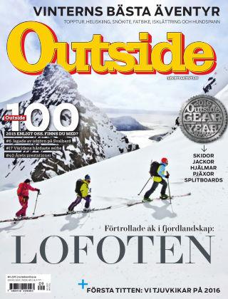 Outside (Inga nya utgåvor) 2015-12-01