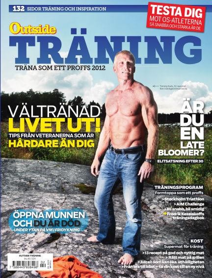 OutsideTräning (Inga nya utgåvor) June 19, 2012 00:00