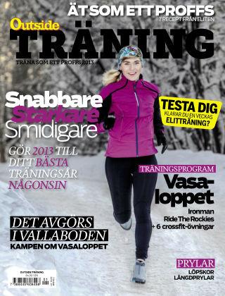 OutsideTräning (Inga nya utgåvor) 2013-01-07