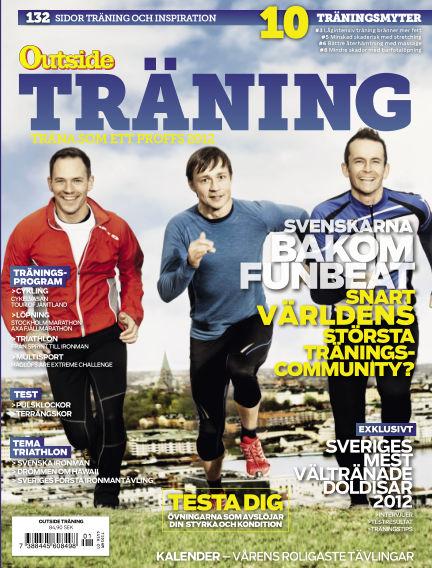 OutsideTräning (Inga nya utgåvor) March 29, 2012 00:00