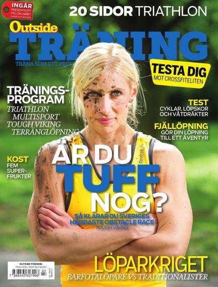 OutsideTräning (Inga nya utgåvor) June 25, 2013 00:00