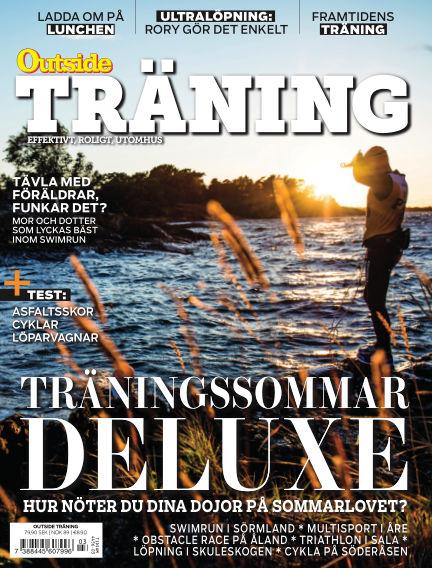 OutsideTräning (Inga nya utgåvor) June 30, 2015 00:00