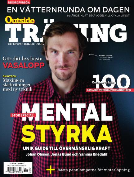 OutsideTräning (Inga nya utgåvor) December 15, 2015 00:00