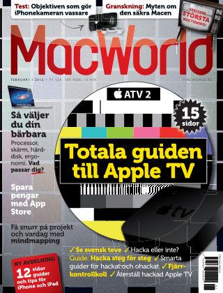 MacWorld (Inga nya utgåvor) 2012-01-26