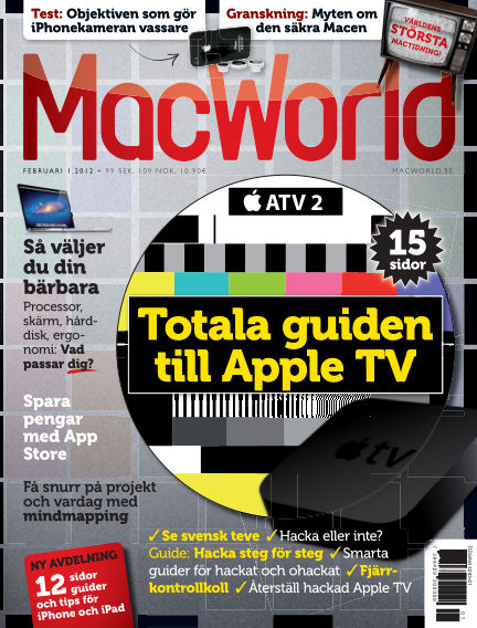 MacWorld (Inga nya utgåvor) January 26, 2012 00:00
