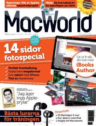 MacWorld (Inga nya utgåvor) 2012-02-28