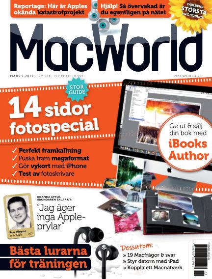 MacWorld (Inga nya utgåvor) February 28, 2012 00:00