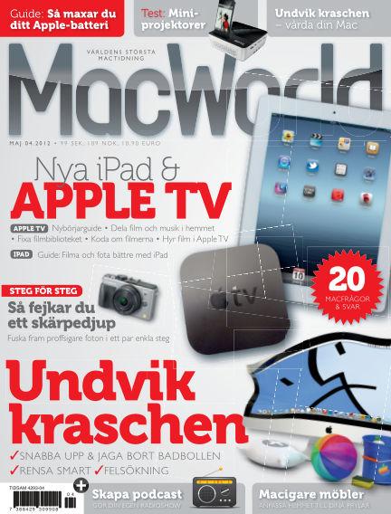 MacWorld (Inga nya utgåvor) April 26, 2012 00:00