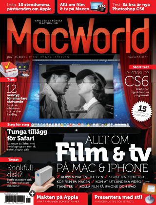 MacWorld (Inga nya utgåvor) 2012-05-29