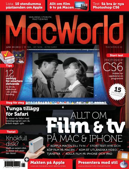 MacWorld (Inga nya utgåvor) May 29, 2012 00:00