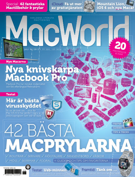 MacWorld (Inga nya utgåvor) June 28, 2012 00:00