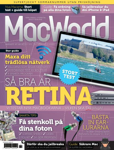 MacWorld (Inga nya utgåvor) July 26, 2012 00:00