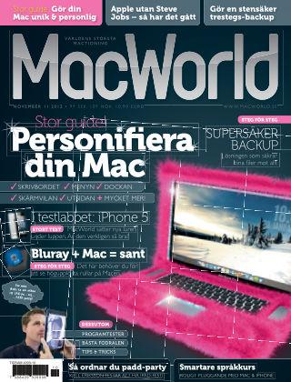MacWorld (Inga nya utgåvor) 2012-10-30