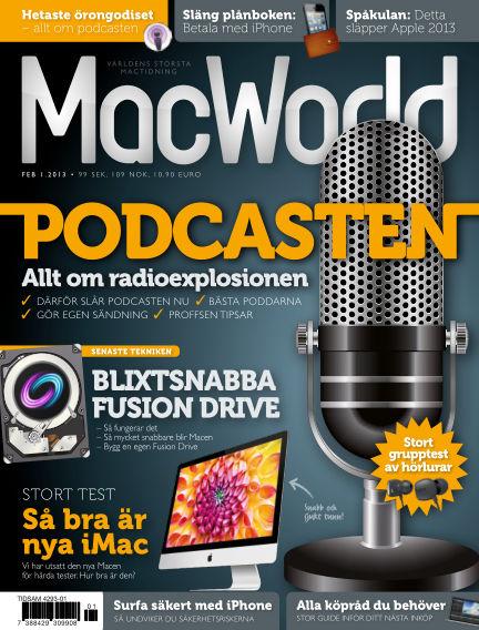 MacWorld (Inga nya utgåvor) January 22, 2013 00:00