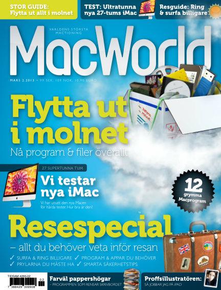 MacWorld (Inga nya utgåvor) February 19, 2013 00:00